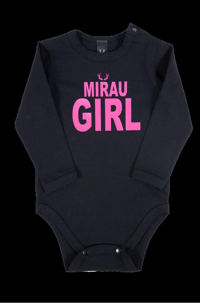 Dievčenské body - Mirau Girl