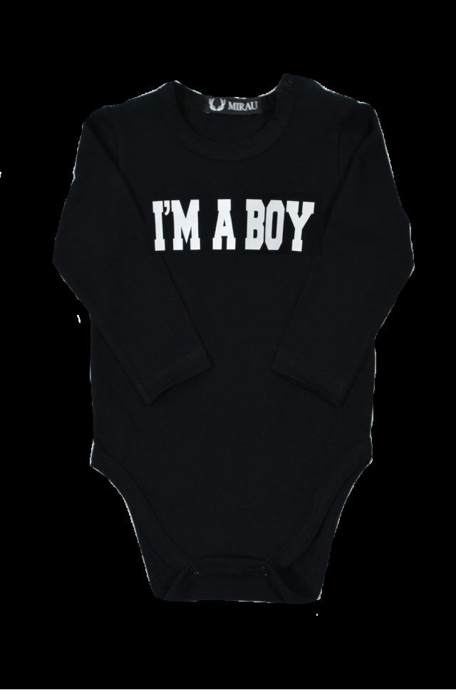 Body – I'm a Boy