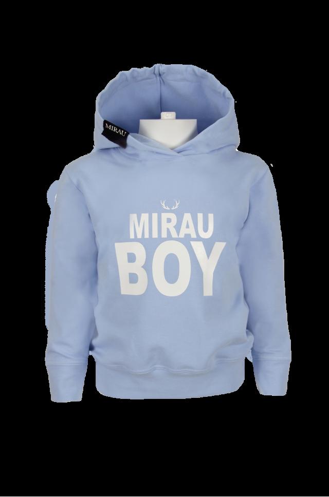 Baby mikina s kapucňou - MIRAU BOY
