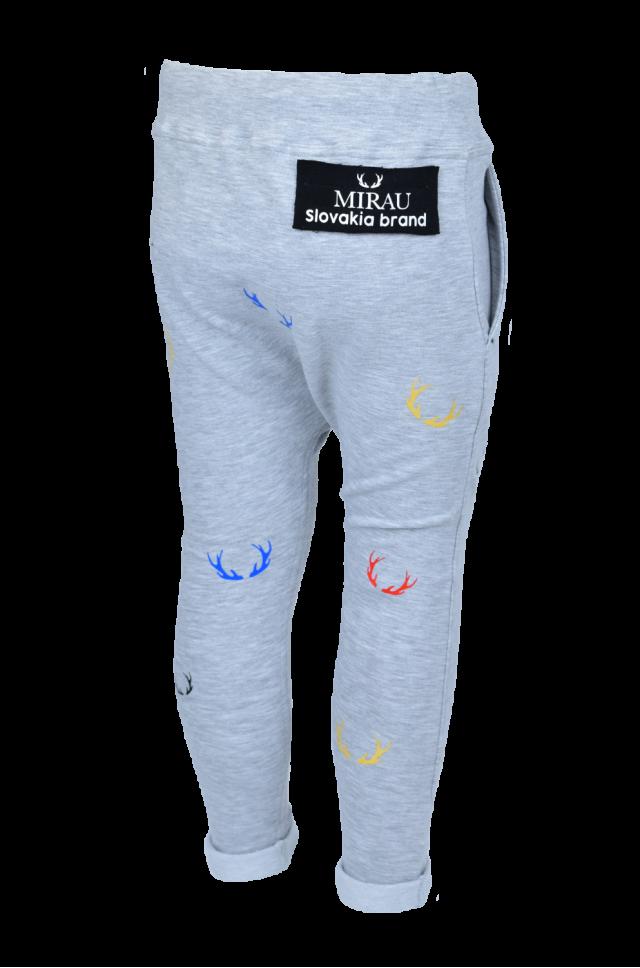 Chlapčenské nohavice - Logo