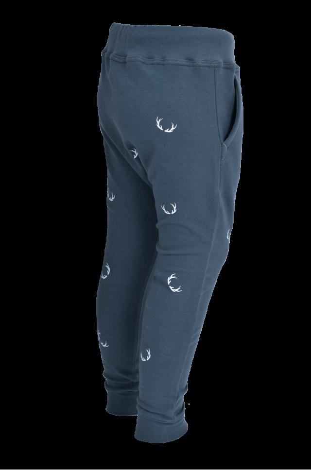 Dievčenské nohavice - Logo...