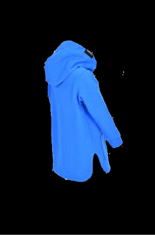 Baby cardigan s kapucňou