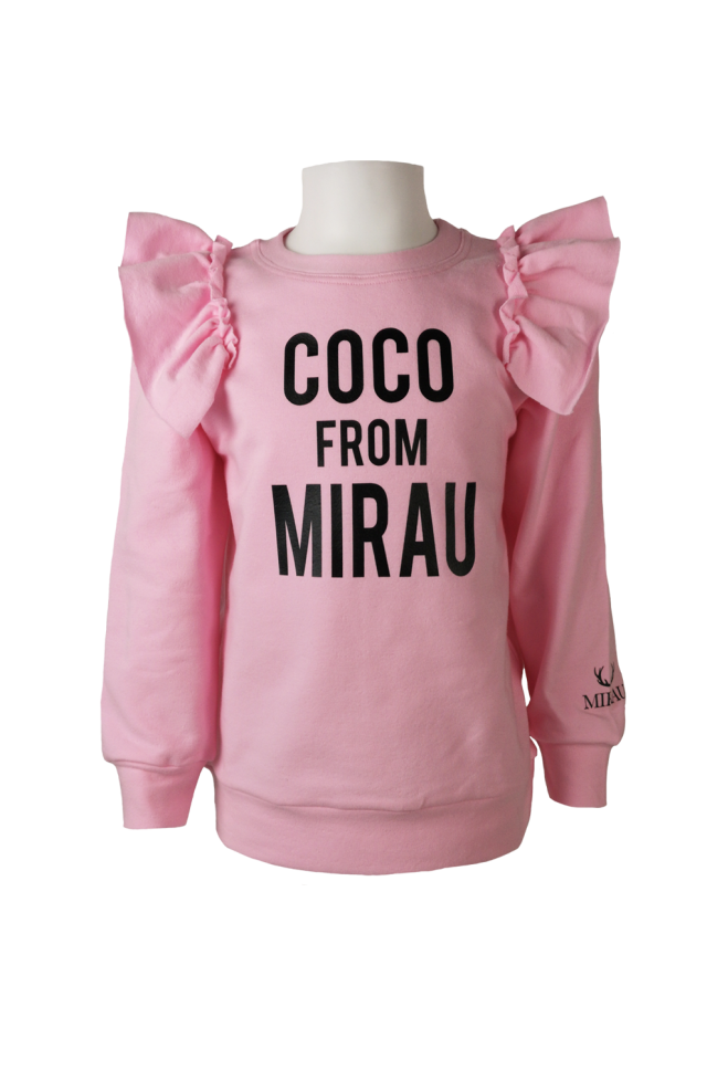 Baby mikina classic – COCO