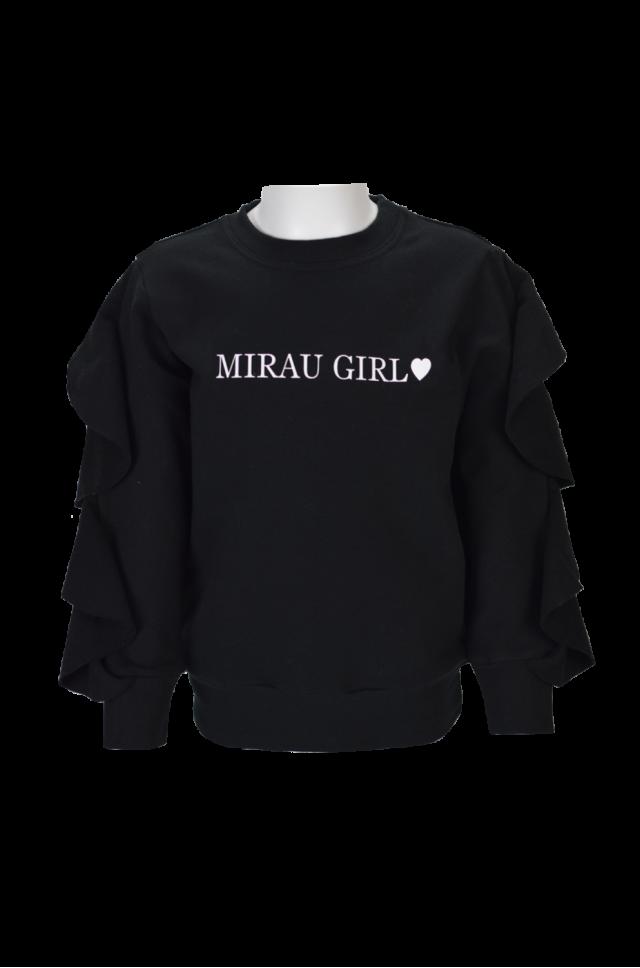 Baby mikina s volánmi - Mirau Girl