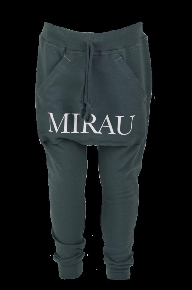 Chlapčenské nohavice s klokankou - Mirau